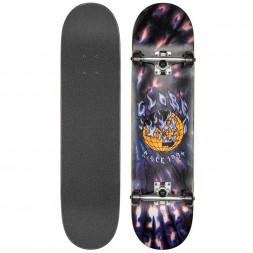 Скейтборд в сборе Globe G1 Ablaze Black Dye 8 x 31.6
