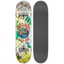 Скейтборд в сборе Globe G1 Ablaze Tie Dye 7.75 x 31.0