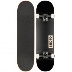Скейтборд в сборе Globe Goodstock Black 8.125 x 31.6