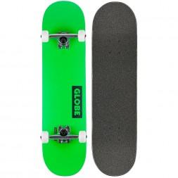 Скейтборд в сборе Globe Goodstock Neon Green 8 x 31.63