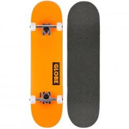 Скейтборд в сборе Globe Goodstock Neon Orange 8.125 x 31.8