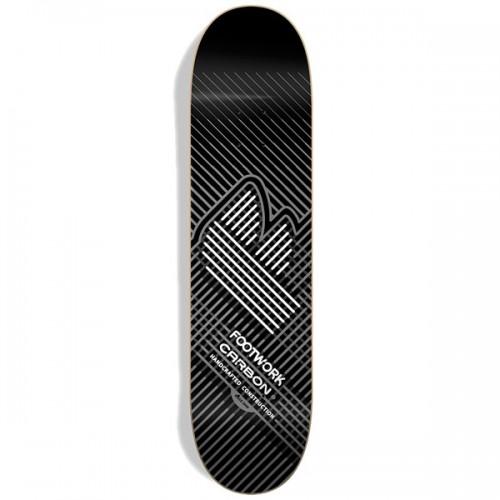 Дека Footwork Carbon Fusion Black 8.375 x 32.1