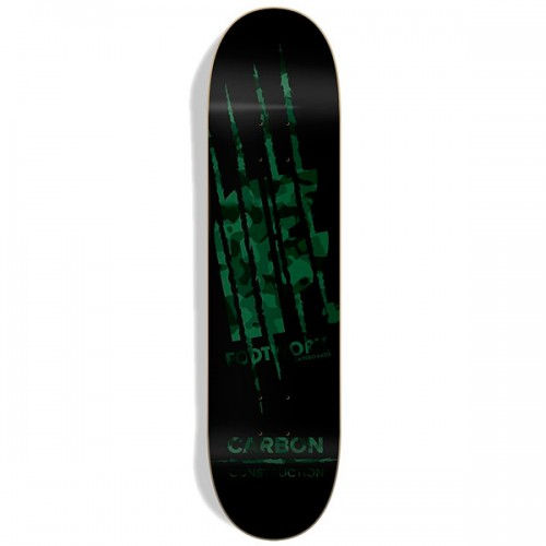 Дека Footwork Carbon Team Edition Camo Green 8.25 x 32.5