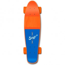 Eastcoast Shelby Orange 6 x 23