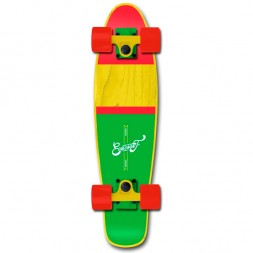 Eastcoast Shelby Rasta 6 x 23
