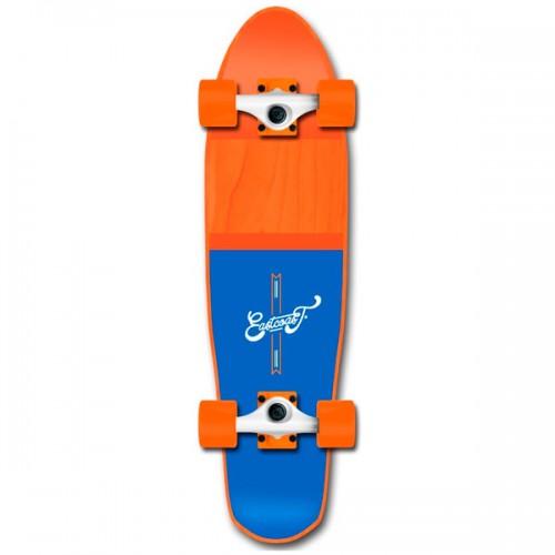 Круизер Eastcoast Shelby Orange 27.25 x 7.25