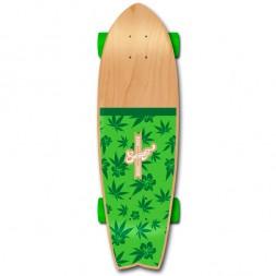 Eastcoast Surf Hawaii Green 8.25 x 27