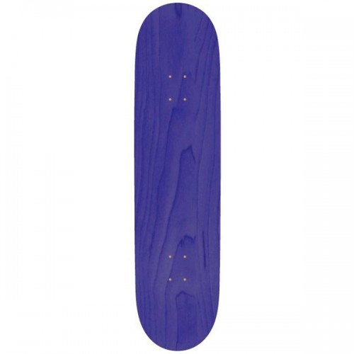 Дека для скейта Footwork Original Blank Blue 8.125x31.875