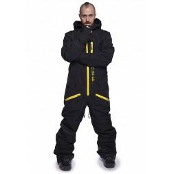 Cool Zone Mens Kite Suit 16/17, черный