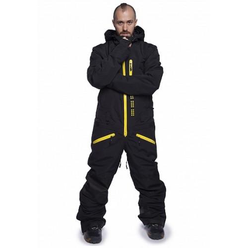 Комбинезон мужской для сноуборда Cool Zone Mens Kite Suit 16/17, черный