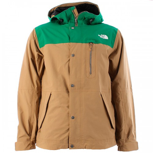 Куртка для сноуборда North Face Pine Crest Jacket 13/14, brown