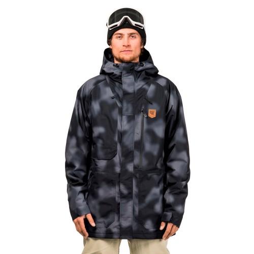 Куртка для сноуборда мужская Horsefeathers Gosling 18/19, jetfighter camo