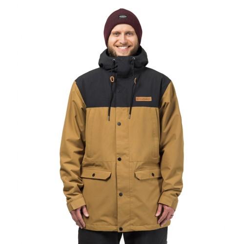 Куртка для сноуборда мужская Horsefeathers Cornell Jacket 18/19, cumin