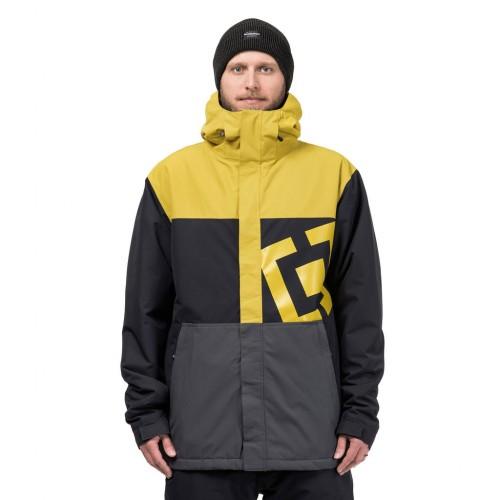 Куртка для сноуборда мужская Horsefeathers Falcon Jacket 18/19, apple green