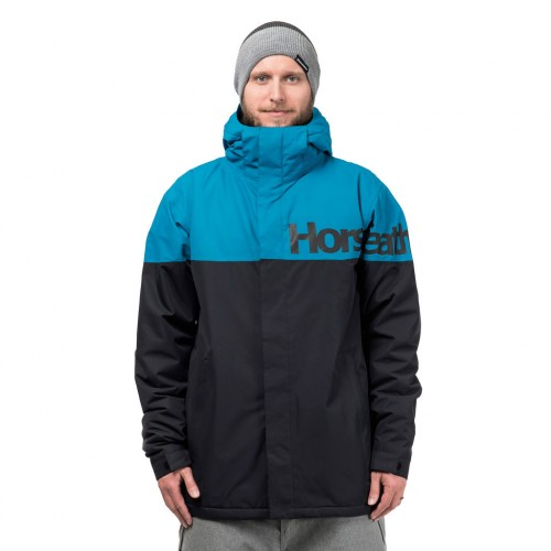 Куртка для сноуборда мужская Horsefeathers Gannet Jacket 18/19, blue