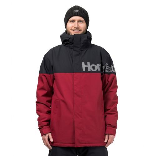 Куртка для сноуборда мужская Horsefeathers Gannet Jacket 18/19, red