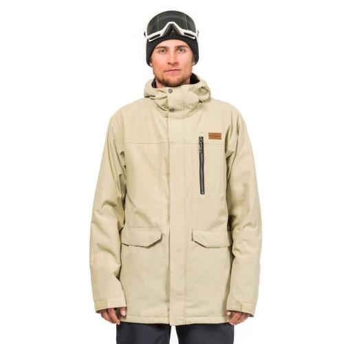 Куртка для сноуборда мужская Horsefeathers Hornet Jacket 18/19, desert