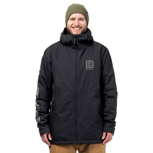 Куртка для сноуборда мужская Horsefeathers Seagull Jacket 18/19, black