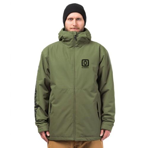 Куртка для сноуборда мужская Horsefeathers Seagull Jacket 18/19, cypress