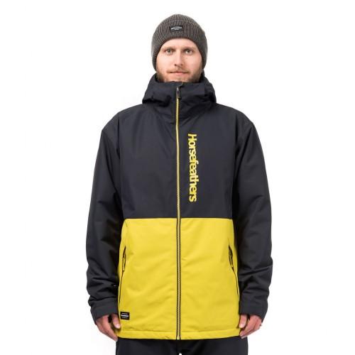 Куртка для сноуборда мужская Horsefeathers Dagger Jacket 18/19, apple green