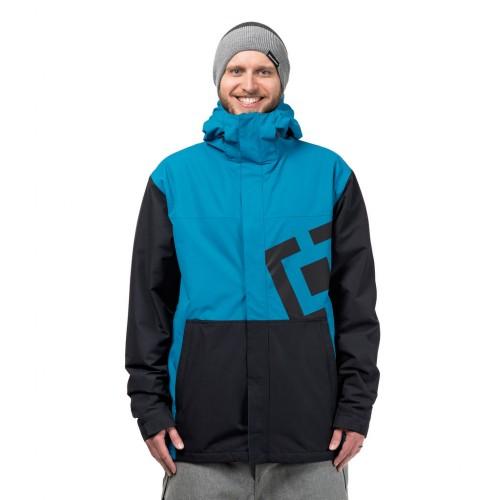 Куртка для сноуборда мужская Horsefeathers Falcon Jacket Blue