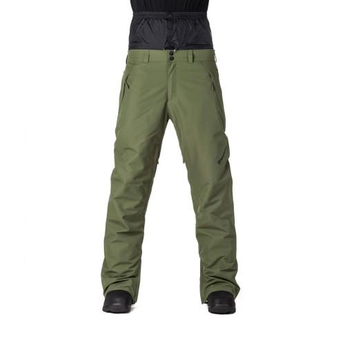 Штаны для сноуборда мужские Horsefeathers Havoc Pants 18/19, cypress