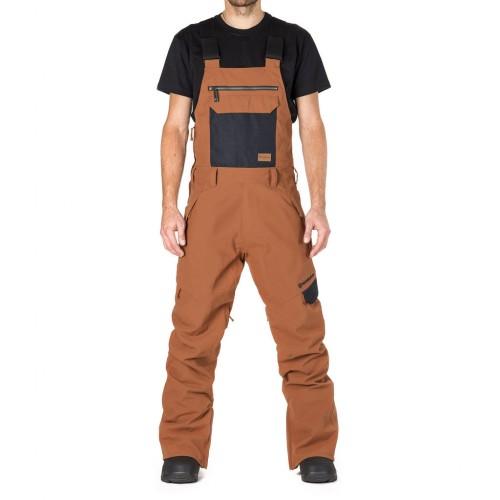 Штаны для сноуборда мужские Horsefeathers Huey Pants 18/19, copper