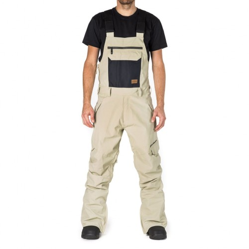 Штаны для сноуборда мужские Horsefeathers Huey Pants 18/19, desert