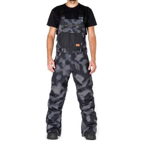 Штаны для сноуборда мужские Horsefeathers Huey Pants 18/19, jetfighter camo