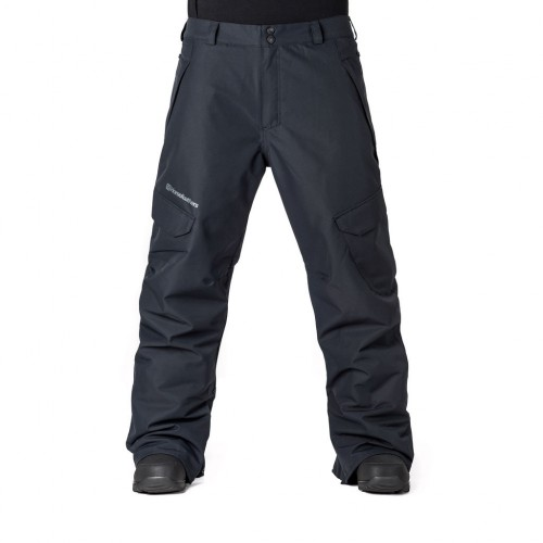 Штаны для сноуборда мужские Horsefeathers Voyager Pants 18/19, black