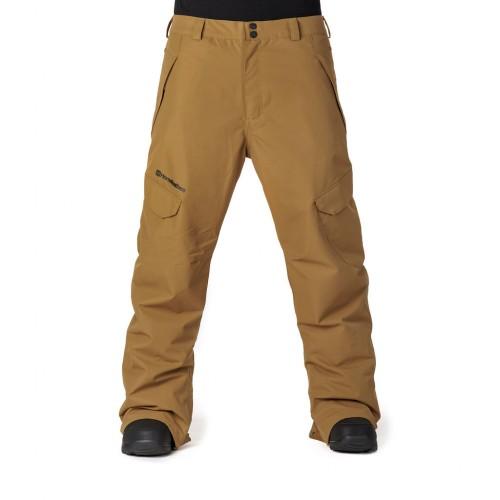 Штаны для сноуборда мужские Horsefeathers Voyager Pants 18/19, cumin
