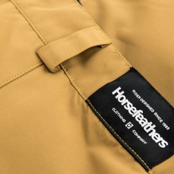 Horsefeathers Voyager Pants 18/19, cumin