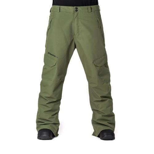 Штаны для сноуборда мужские Horsefeathers Voyager Pants 18/19, cypress