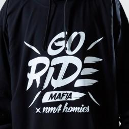 NM4 Wide black GoRideMafia