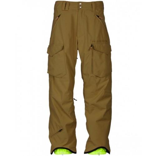 Штаны для сноуборда INI Cooperative Ranger Regular Pant 14/15, olive