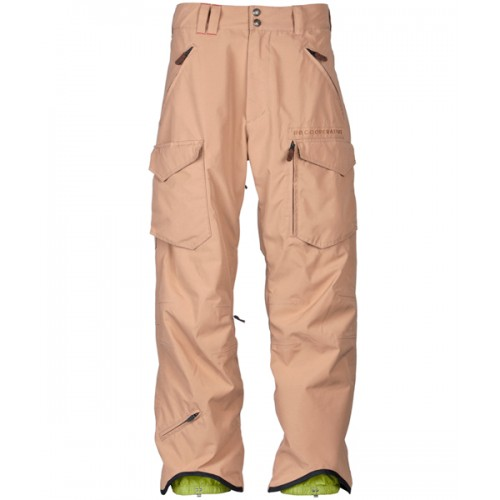 Штаны для сноуборда INI Cooperative Ranger Regular Pant 14/15, tan