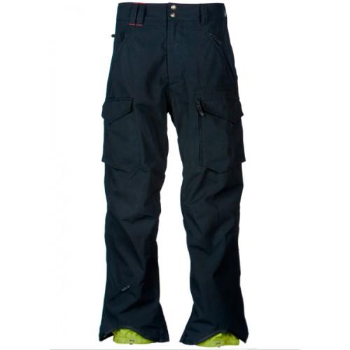 Штаны для сноуборда INI Cooperative Ranger Slim Pant 14/15, black
