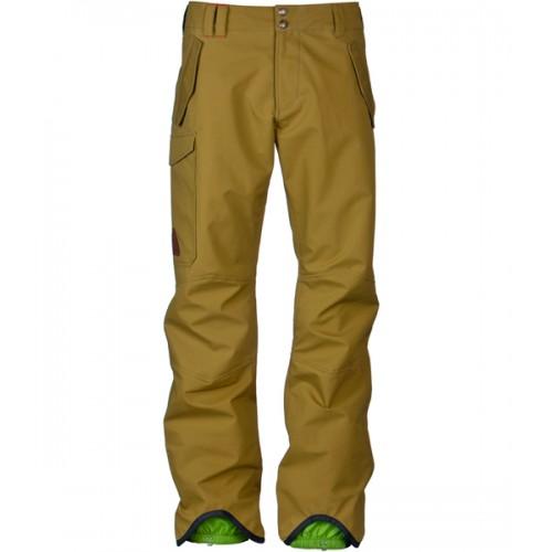 Штаны для сноуборда INI Cooperative Utility Pant 14/15, olive