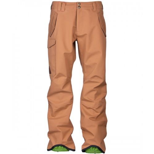 Штаны для сноуборда INI Cooperative Utility Pant 14/15, tan