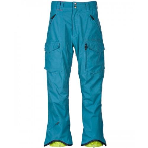 Штаны для сноуборда INI Cooperative Ranger Slim Pant 14/15, blue