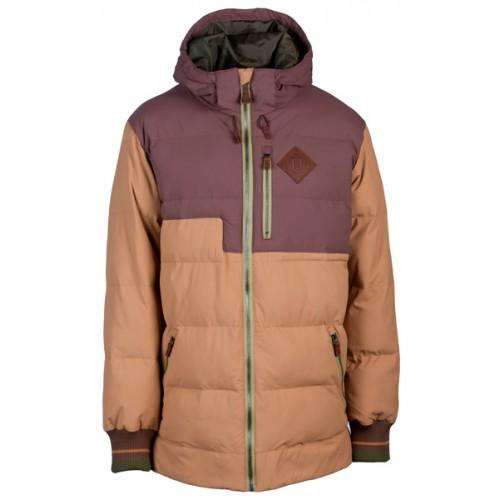 Куртка для сноуборда INI Cooperative Mellow Marsh Jacket 14/15, tan