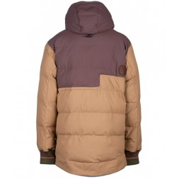 INI Mellow Marsh Jacket 14/15, tan