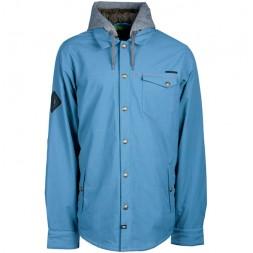 INI Quib Shirt 14/15, blue