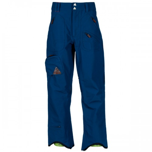 Штаны для сноуборда и лыж INI Expedition Pant 15/16, blue