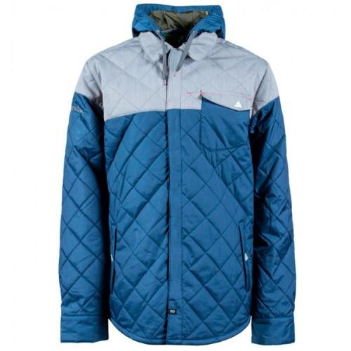 Куртка для сноуборда и лыж INI Dib Shirt 15/16, blue