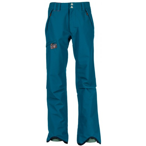 Штаны для сноуборда и лыж INI Chino Light Tech Pant 15/16, green