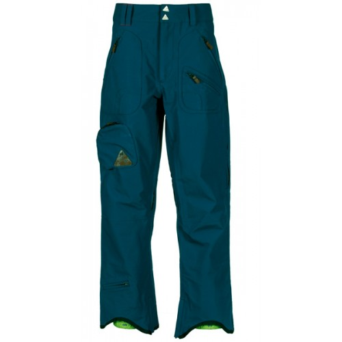 Штаны для сноуборда и лыж INI Expedition Pant 15/16, green
