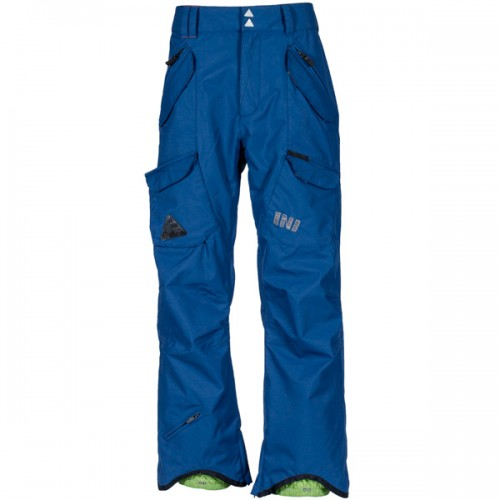 Штаны для сноуборда и лыж INI Trooper Regular Pant 15/16, blue