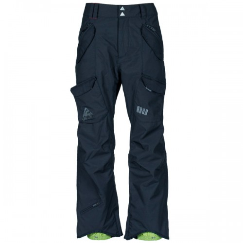 Штаны для сноуборда и лыж INI Trooper Modern Pant 15/16, black