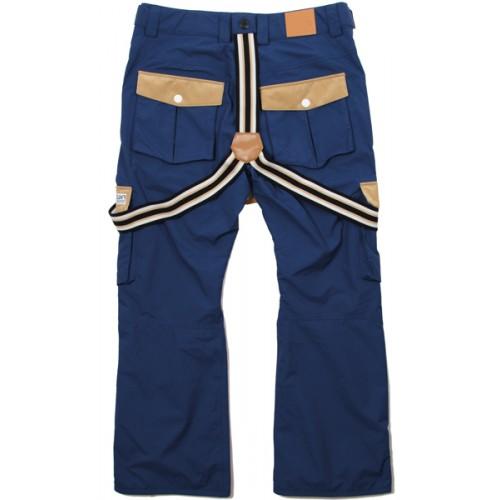 Штаны для сноуборда CLWR Brace Pant 14/15, navy